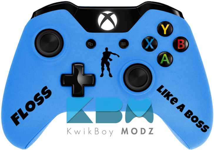 Custom Fortnite Xbox One Controller