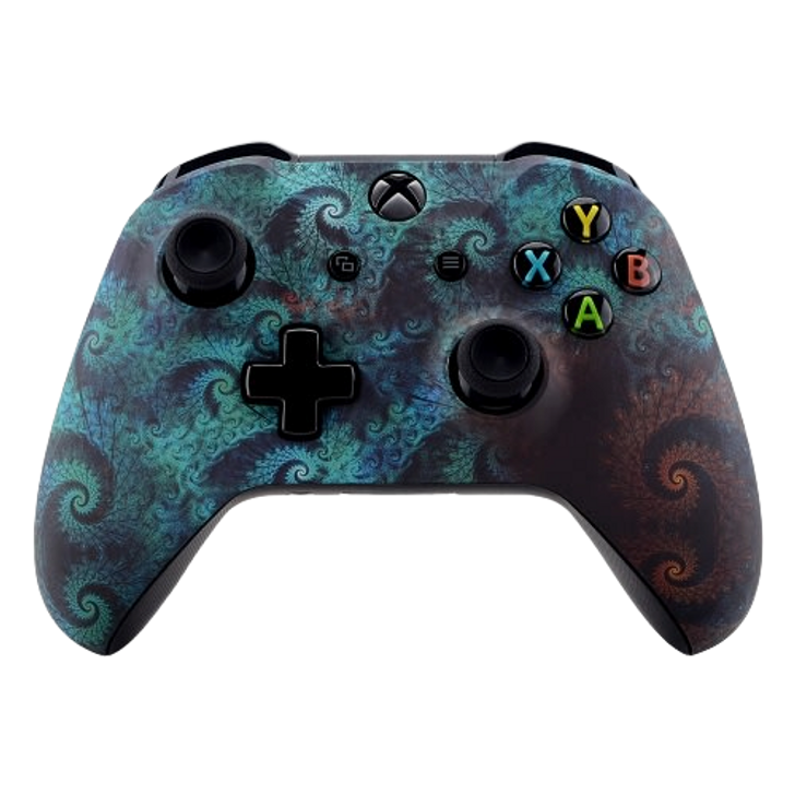 Custom Kraken Attack Xbox One Controller