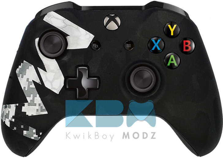 Custom Modern Warfare Xbox One S Controller
