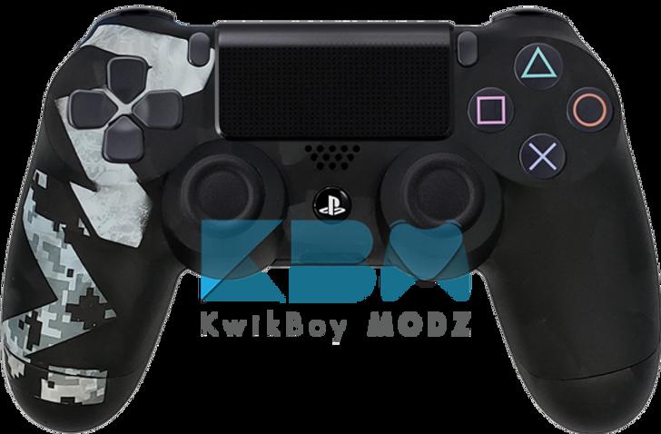 Custom Modern Warfare PS4 Controller