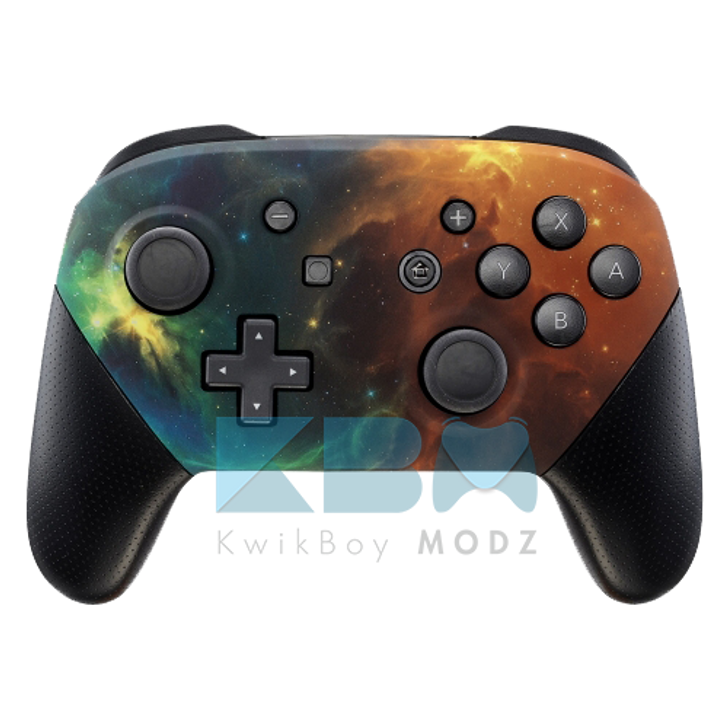 Custom Supernova Switch Pro Controller