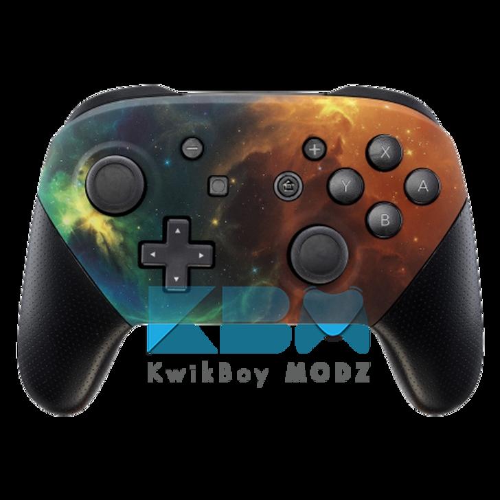 Custom Supernova Switch Pro Controller