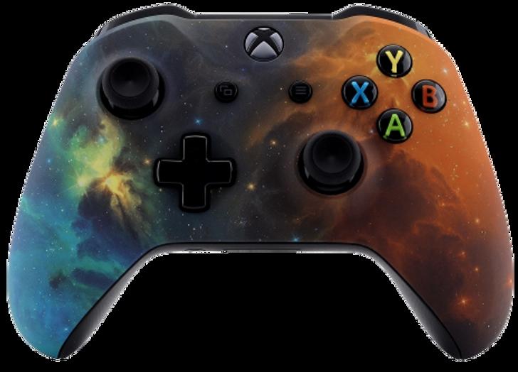 Custom Supernova Xbox One S Controller