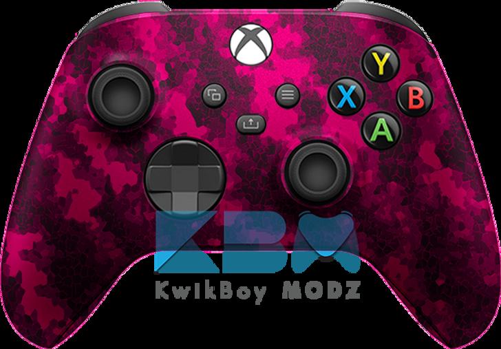 Custom Pink Defected Xbox Series X/S Controller