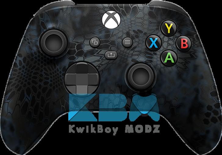 Custom Kryptek Neptune Xbox Series X/S Controller