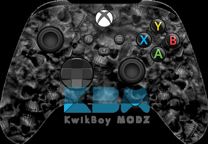 Custom Reaper Skulls Xbox series X/S Controller