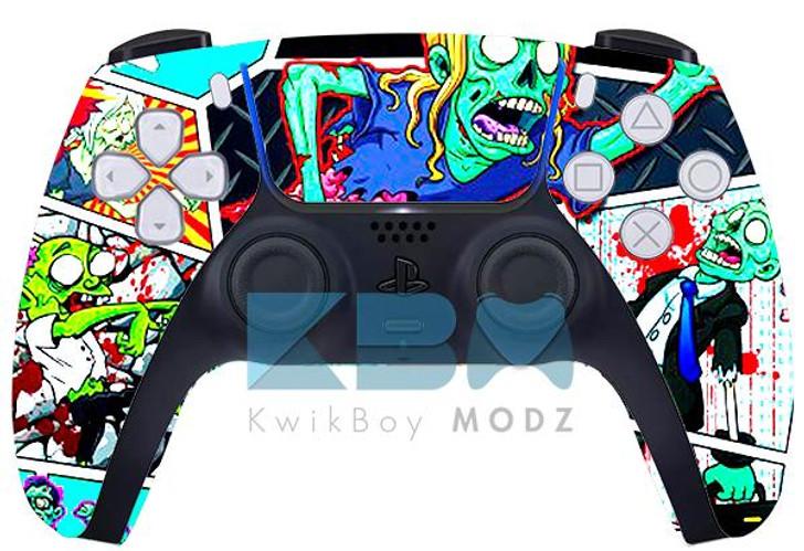 Sony Zombiecom Custom PS5 Controller