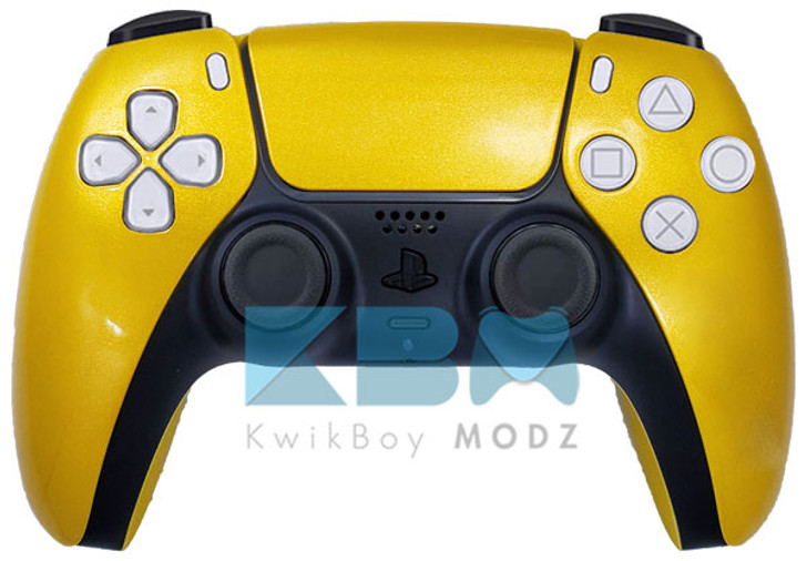Sony Gold Custom PS5 Controller