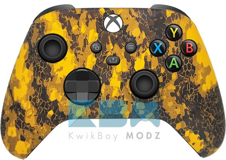 Microsoft Defected Xbox Series X/S Controller - Gold
