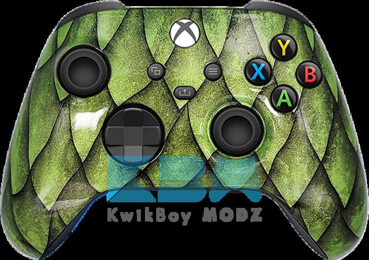 Microsoft Green Dragon Custom Xbox Series X/S Controller
