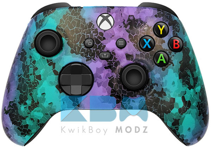 Microsoft Tagged Camo Xbox Series X/S Controller