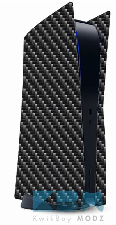 Custom Carbon Fiber PS5 Faceplates