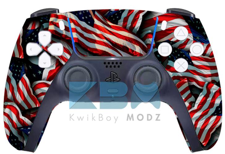 Custom Liberty PS5 Controller