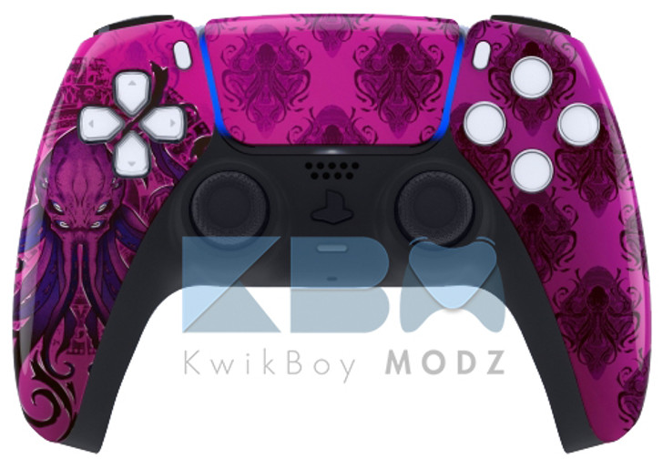 Custom Kraken PS5 Controller