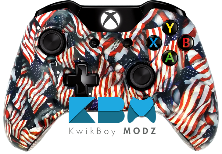 Custom Liberty Xbox One Controller