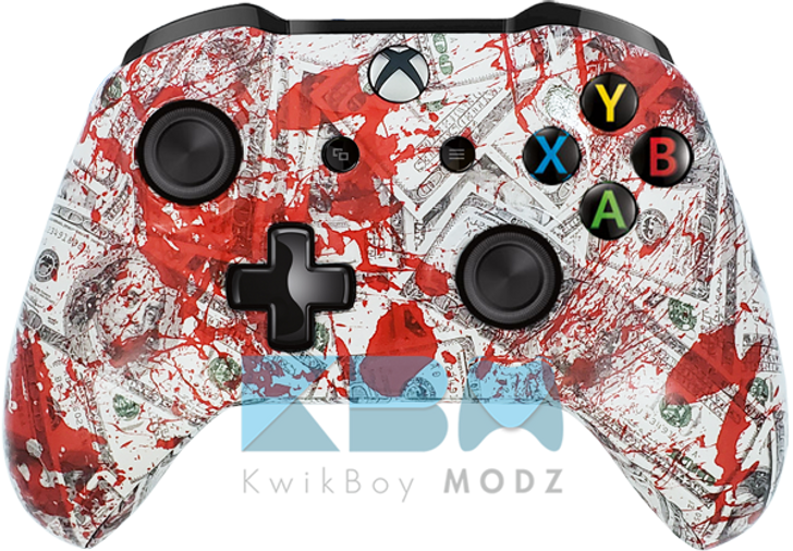 Blood Money Xbox One Controller