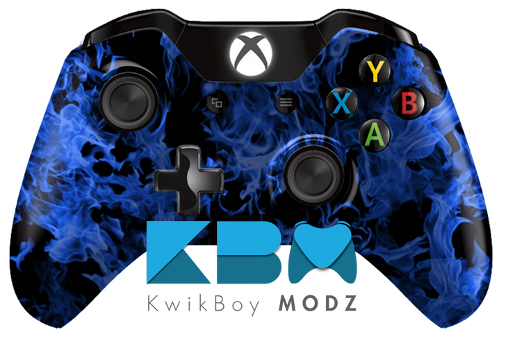 Inferno Xbox One Controller - Blue