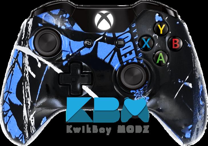 Custom Freedom Camo Xbox One Controller
