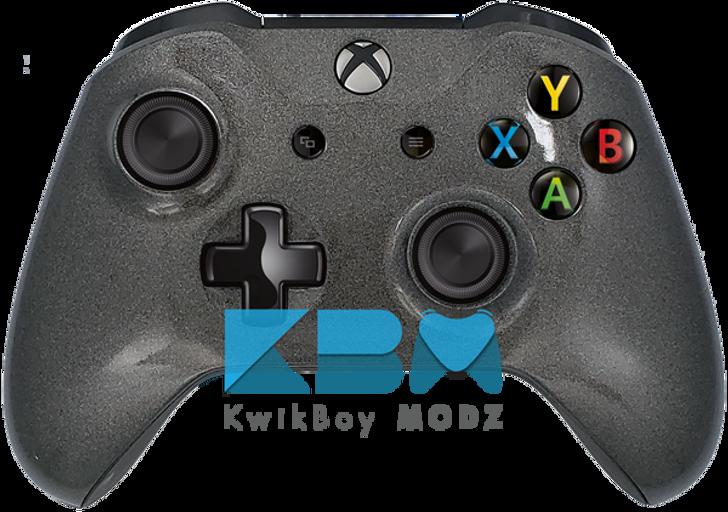 Gunmetal Xbox One Controller