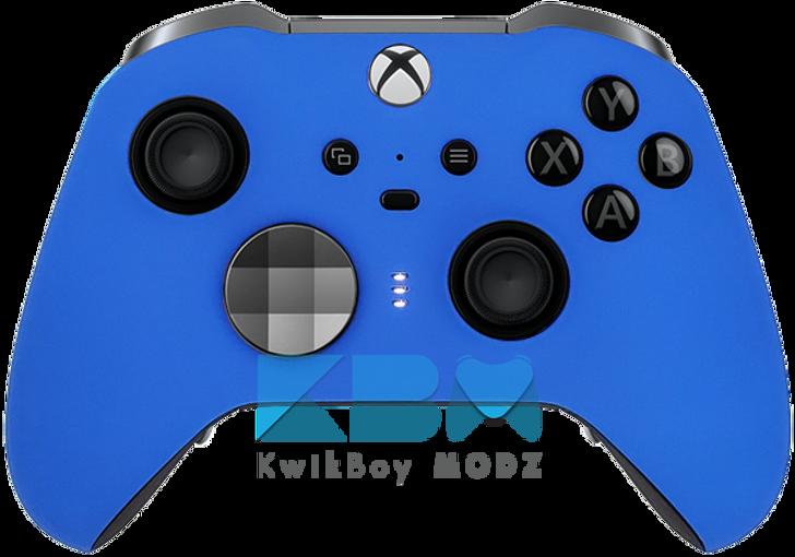 Custom Blue Xbox One Elite Series 2 Controller