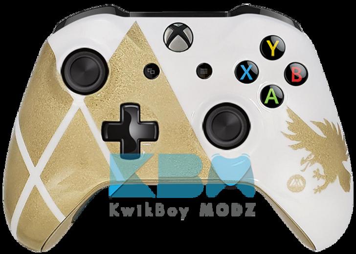Custom Destiny Warlock Xbox One S Controller