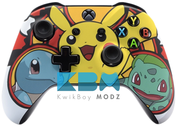 Custom Pokemon Xbox One Controller