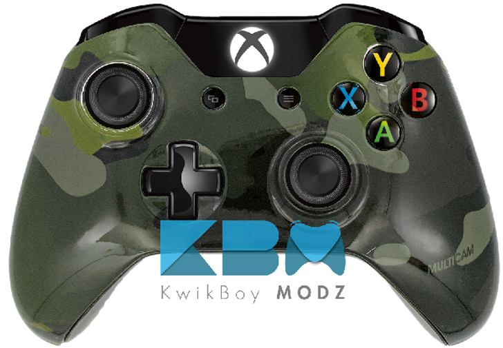 Multicam Tropic Xbox One Controller