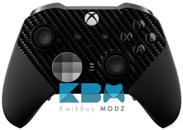 Custom Carbon Fiber Elite Series 2 Controller