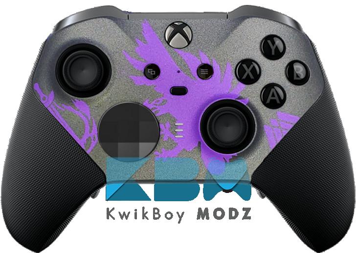 Custom Destiny Warlock Xbox One Elite Series 2 Controller