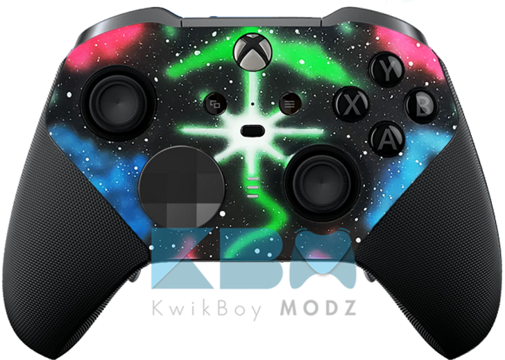 Galaxy Nebula Xbox One Elite Controller Series 2