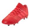 Adidas Nemeziz 17.3 FG J - Real Coral/Red Zest/Core Black (011018)