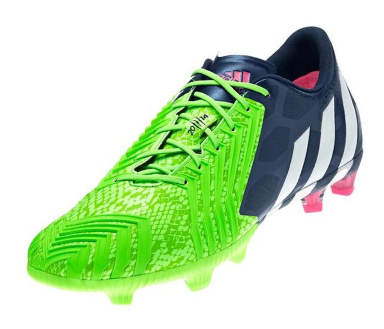 305c34084b6a adidas Predator Instinct FG - Green/Black RC (102018) - ohp soccer