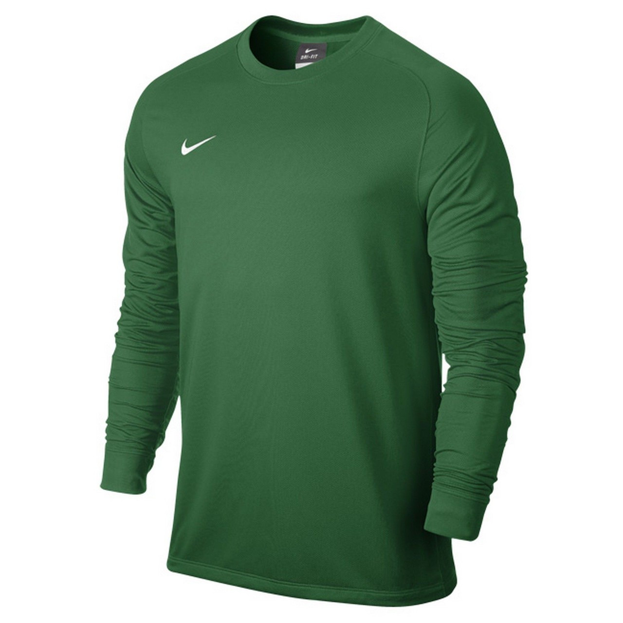 eb67c7e51 Nike LS Park II Youth Goalie Jersey - Green - ohp soccer