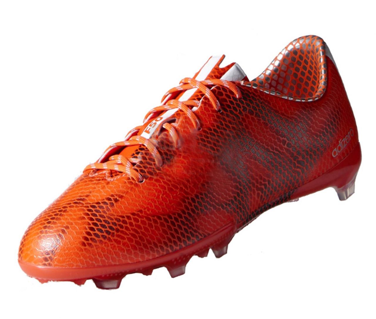 b14e9cb1a adidas Jr F50 adizero FG - Solar Red Black RC - ohp soccer
