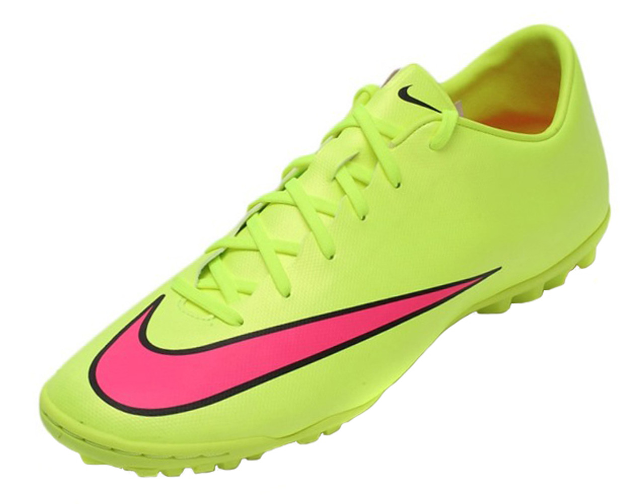 promo code ee3b0 36db5 Nike Mercurial Victory V TF - Volt/Hyper Pink SD (052519)