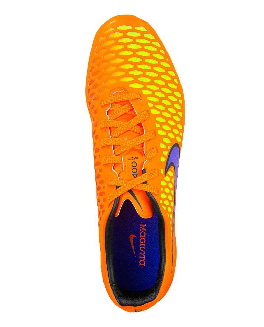 d11b46513 Nike Magista Opus FG - Total Orange Laser Orange Hyper Punch Persian ...