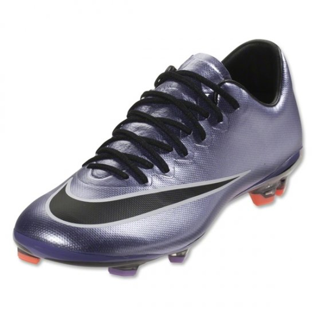 newest d8a5f 9cdf8 Nike Jr Mercurial Vapor X FG - Urban Lilac/Bright Mango/Black RC (10518)