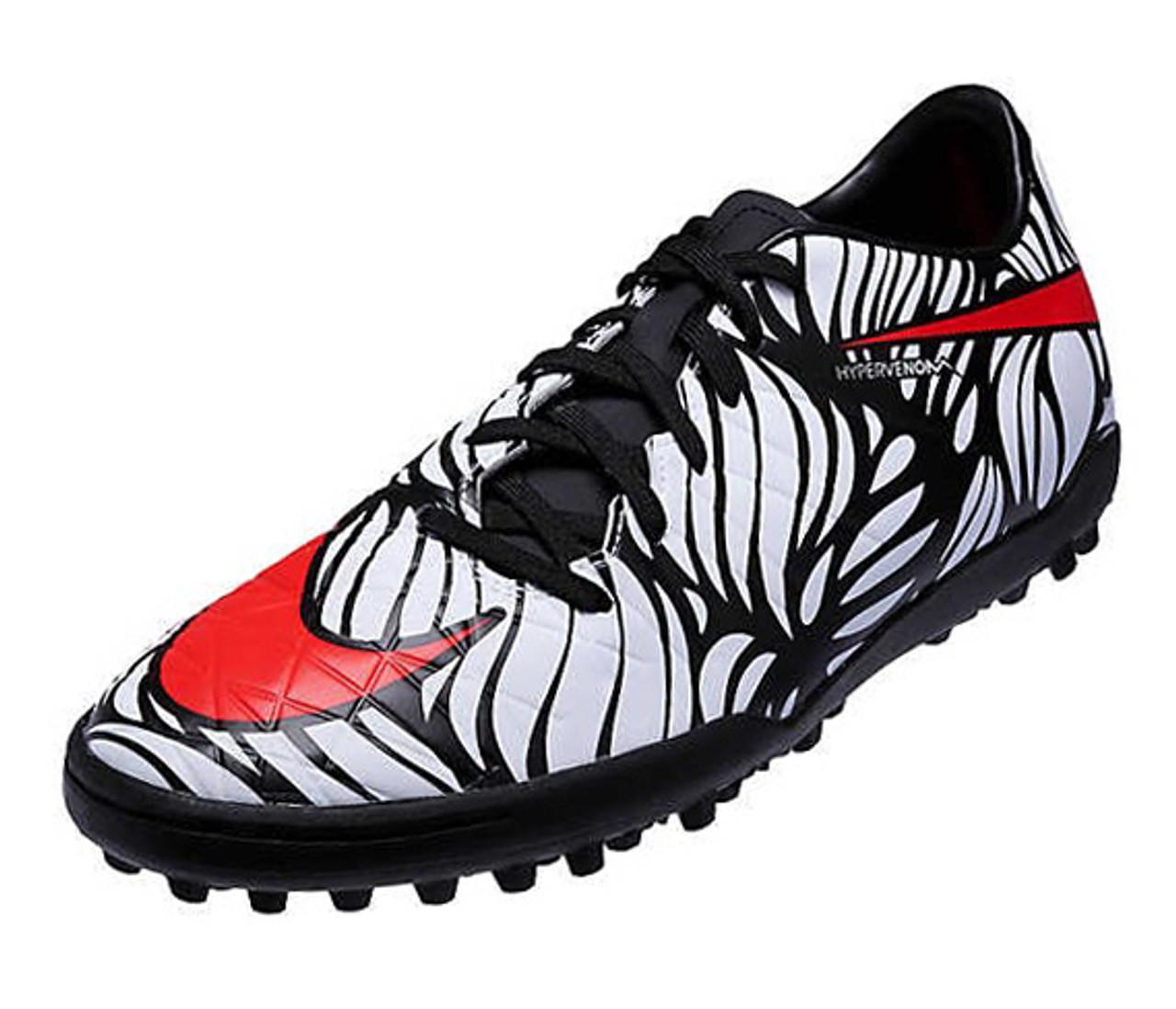 3532618230cc Nike Hypervenom Phelon II NJR TF - Black/Bright Crimson/White SD (111617