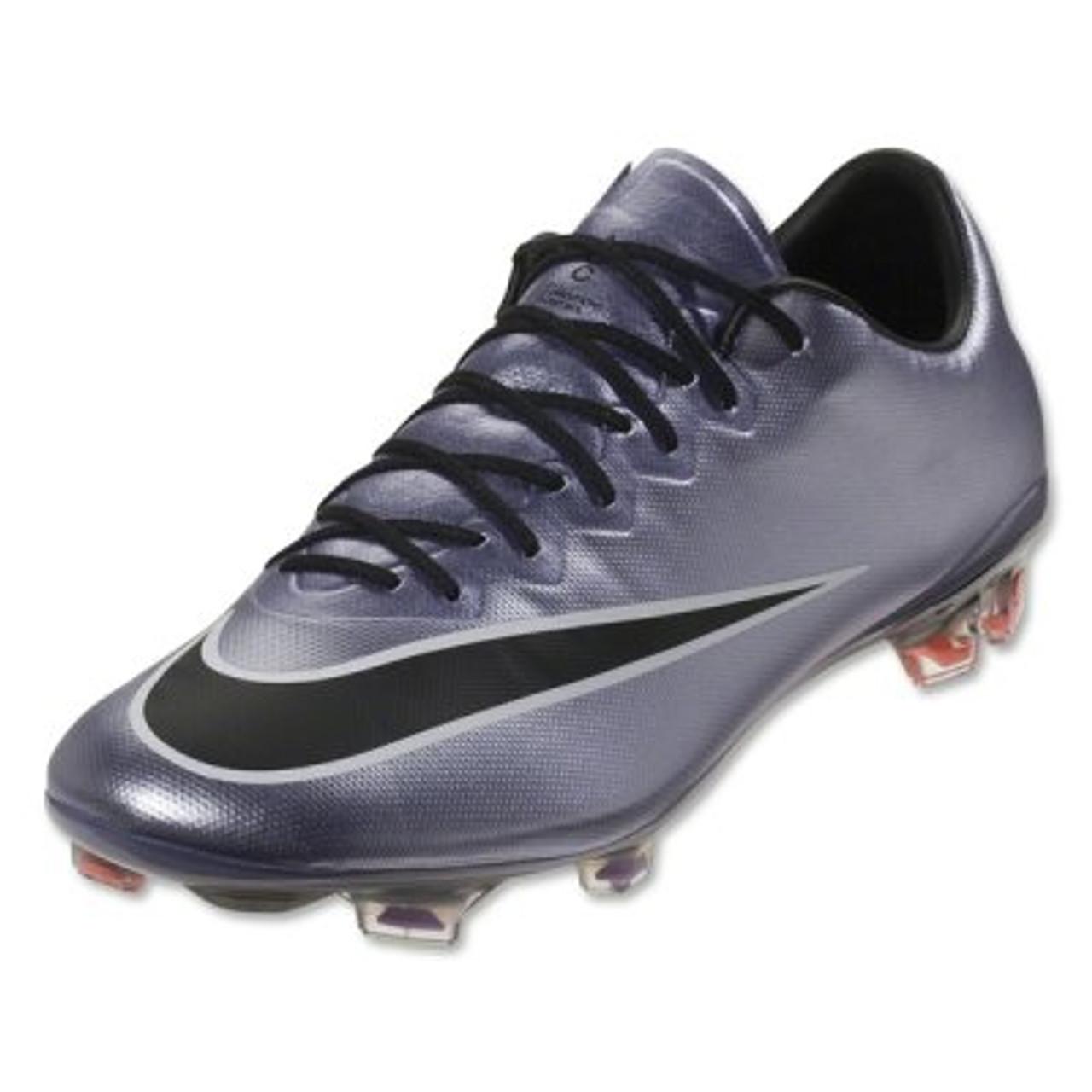 sneakers for cheap 45b03 040f5 Nike Mercurial Vapor X FG - Urban Lilac Black White (122818) - ohp soccer