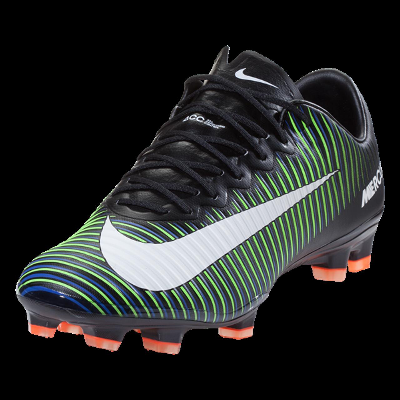 Nike Mercurial Vapor XI FG - Blk/Green