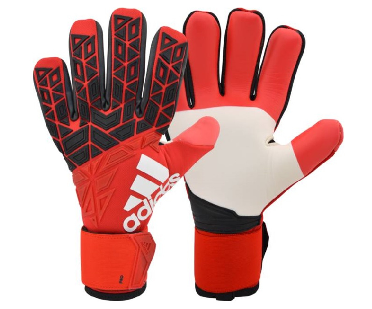 quality design 16b8b ad550 Adidas Ace Trans Pro GK Glove - Red/Black/White (012819)