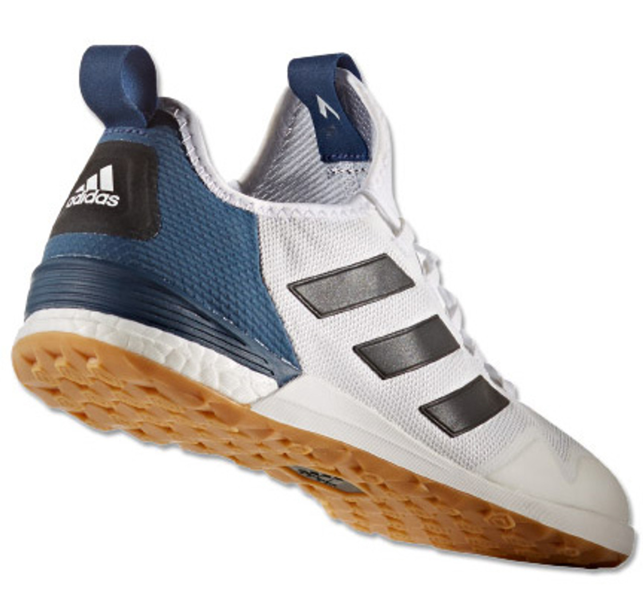 a175903d0 ... adidas ACE Tango 17.1 IN - White/Core Black/Mystery Blue RC(050519. Add  to Cart