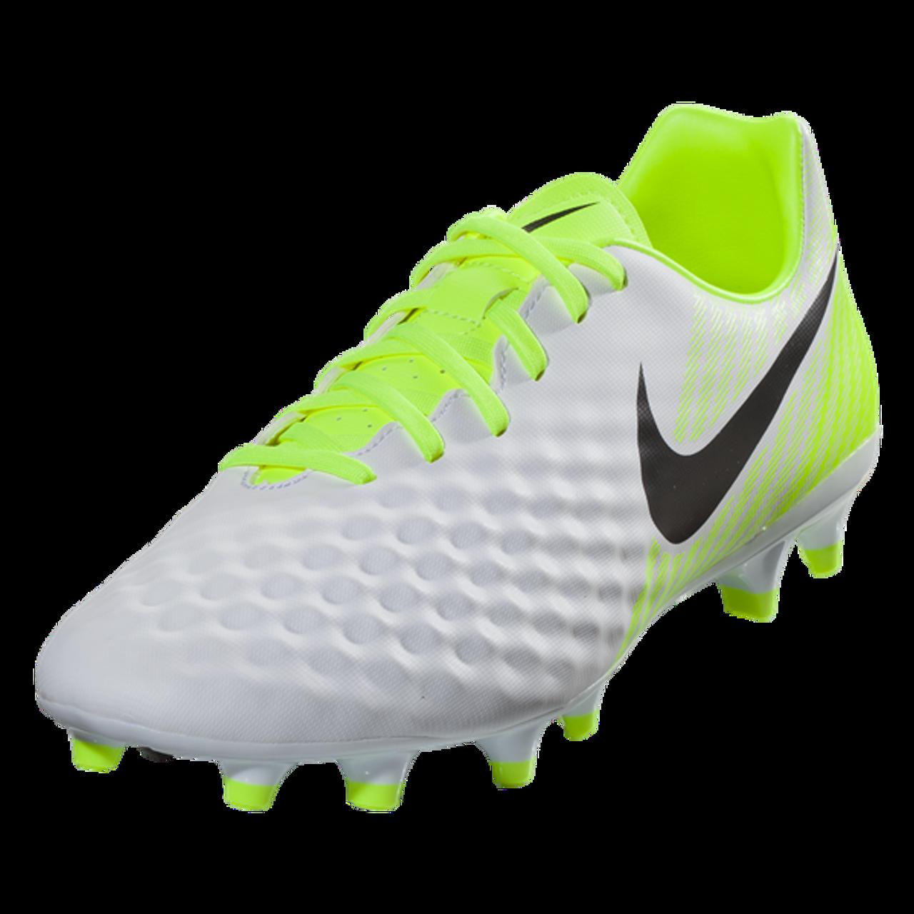wholesale dealer 92c50 90dd1 Nike Magista Onda II FG - White Black Volt Pure Platinum SD (022619) - ohp  soccer