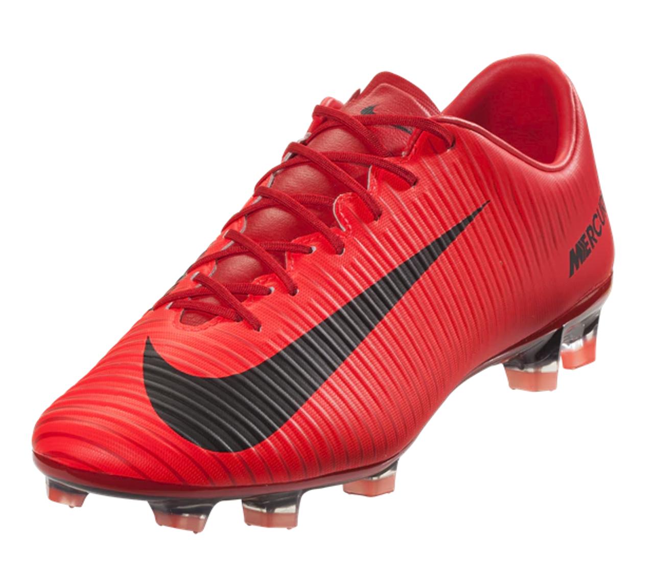 1f7efb2ae Nike Mercurial Veloce III FG - University Red Black RC (052519) - ohp soccer