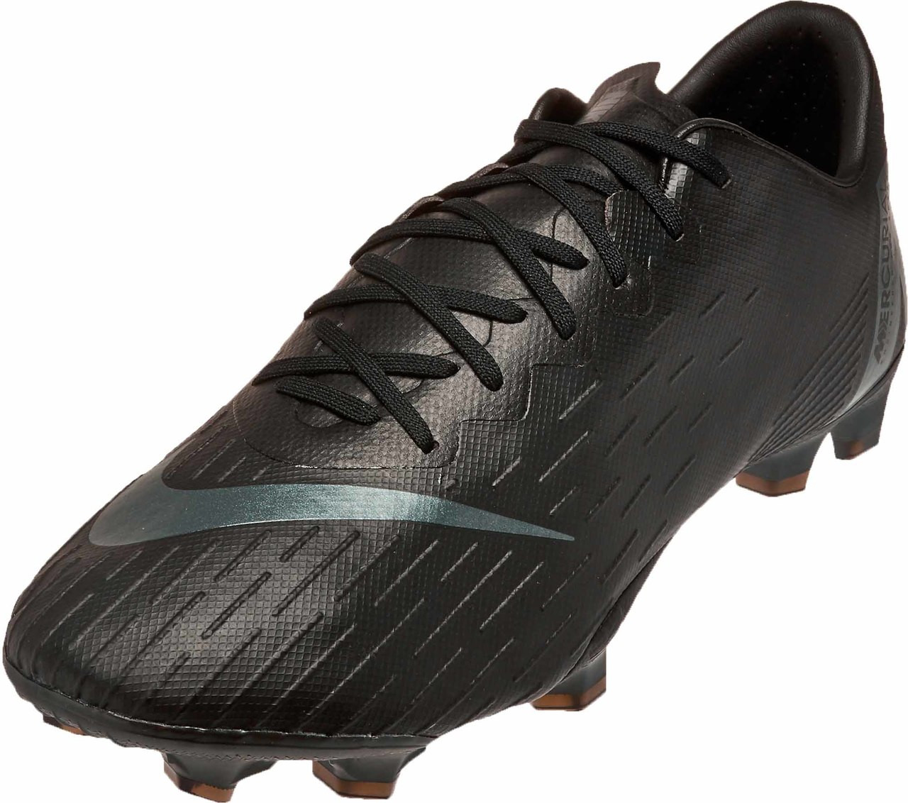 a3cdc2ff1 Nike Vapor 12 Pro FG - Black Black (10518) - ohp soccer