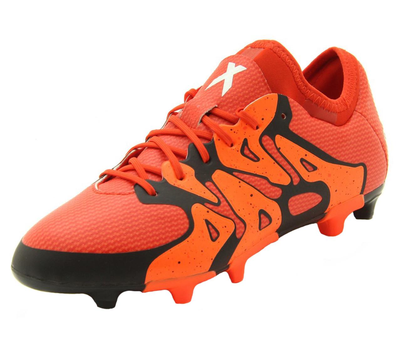quality design 7fe6a 193a2 Adidas X 15.1 FG J - Bold Orange Core Black SD (11219) - ohp soccer