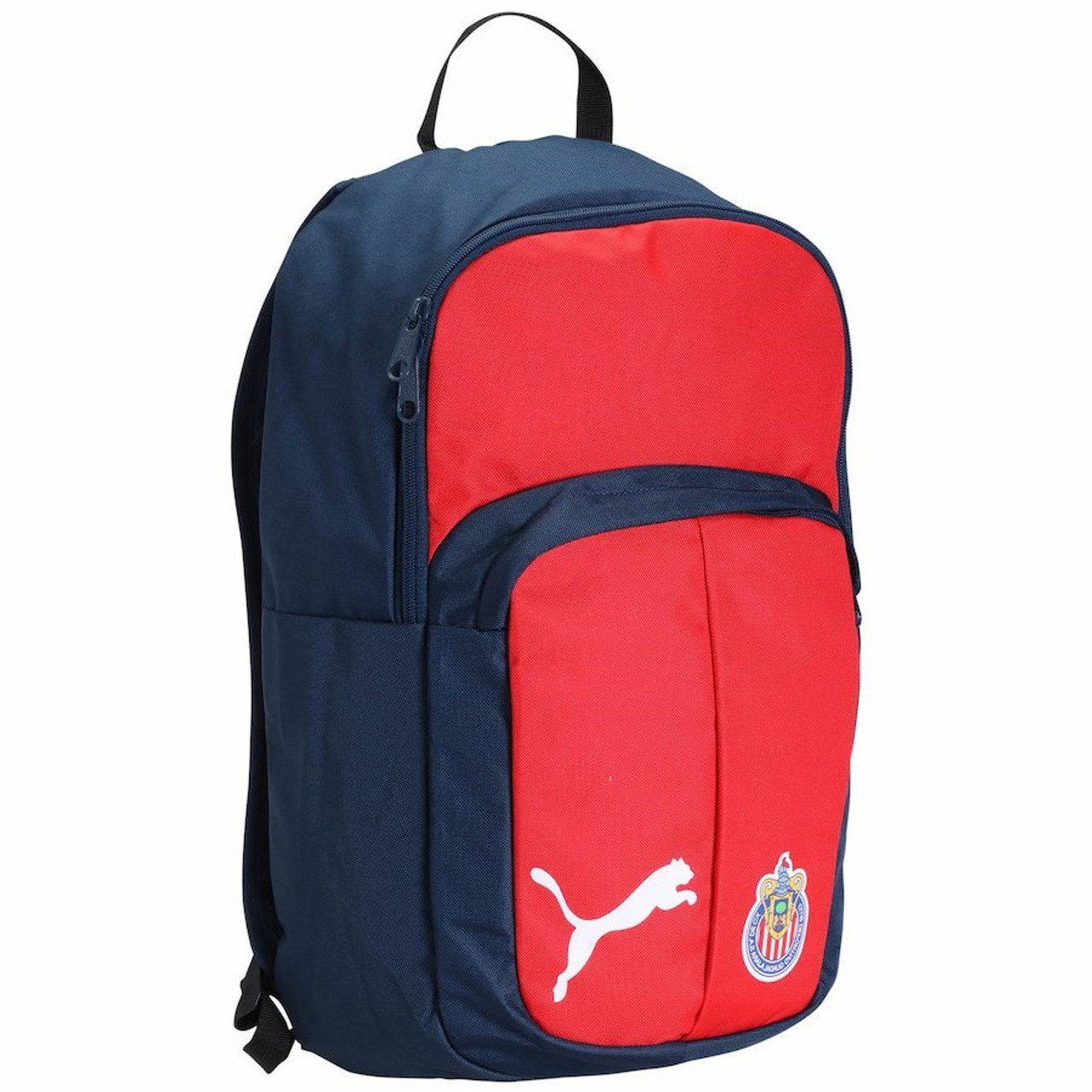 b4fcf3591 Puma Chivas Team Pro Training II Backpack – Navy Red (101718) - ohp soccer