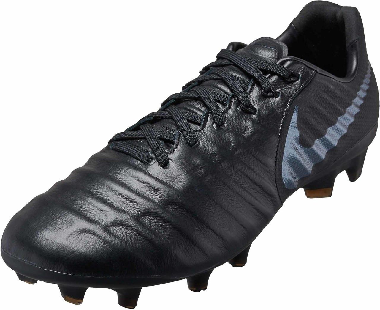 Nike Tiempo Legend 7 Pro FG -Black Black (122118) - ohp soccer 0207a761df