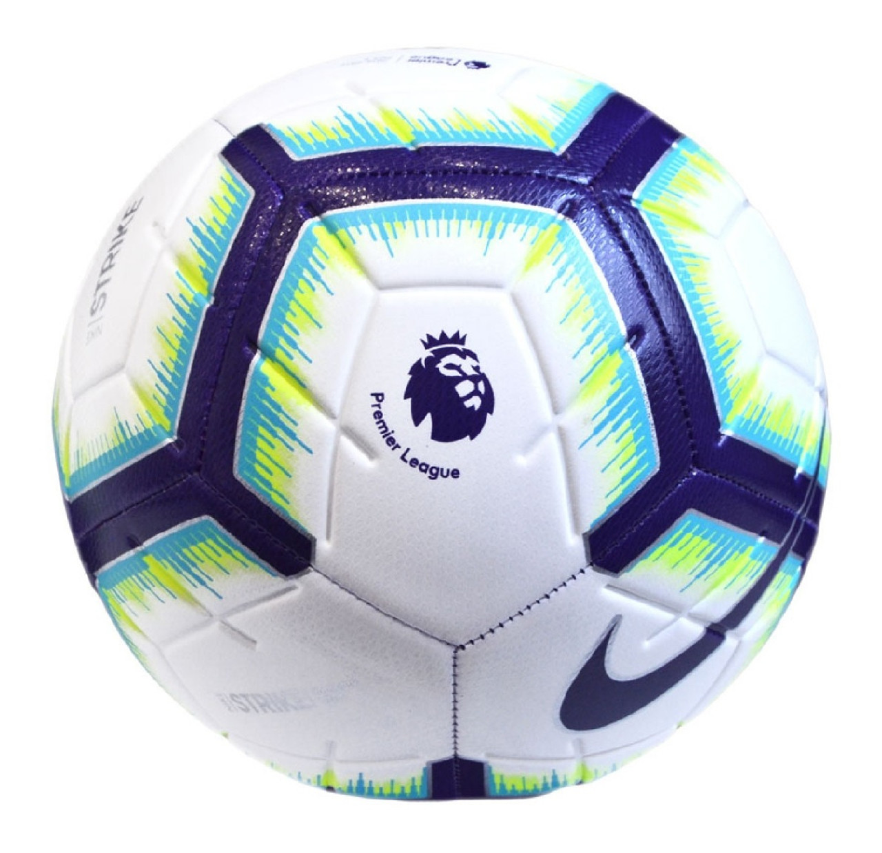 9e79420a2418 Nike Strike Premier League Ball - White/Blue/Purple (10719) - ohp soccer