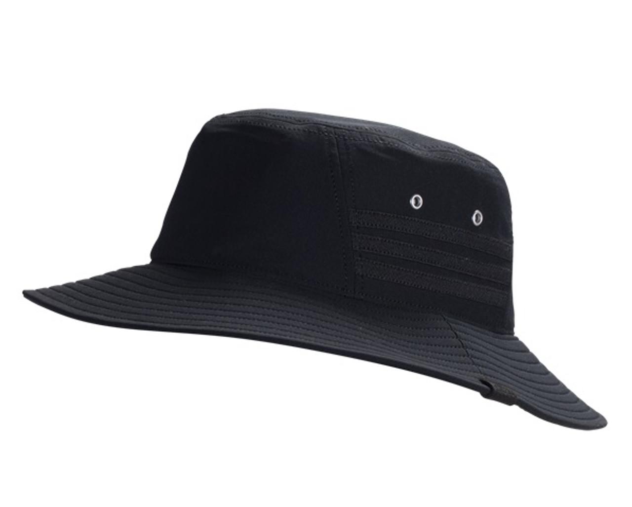 89b887d0d1f Adidas Victory II Bucket Hat - Black Black (012819) - ohp soccer